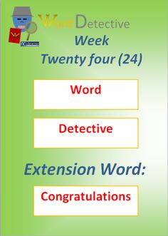 Now all Word Detective Words have been released, you have until no later than Saturday 9th May to hand in all of your completed Word Detective Diaries. All words can be found on the Word Detective Web Page here: http://nclibrary-worddetective.blogspot.co.uk/ . Thank you, and good luck!