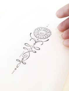 Right thumb tattoo idea