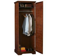 Hawthorne Single Door Wardrobe for golf/locker vignette? Single Door Wardrobe, Senior Living, Single Doors, Game Room, Lockers, Entryway, Golf, Furniture, Home Decor
