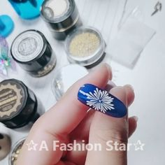 Nail Art✰A Fashion Star✰ This for someone looking for nail art, nail design, nail designs coffin-nail designs summer.nail design for short nails, nail designs for wummer. Nail Art Designs Videos, Nail Design Video, Nail Art Videos, Cool Nail Designs, Nail Polish Art, Acrylic Nail Art, Gel Nail Art, Nail Nail, Fashion Star