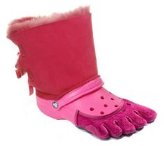 Ugly shoe of the century?