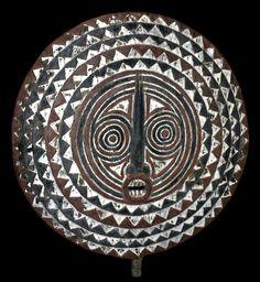 Maschera rituale del Burkina Faso