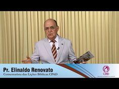 A Grande Tribulação - Pr. Elinaldo Renovato de Lima - EBDWeb