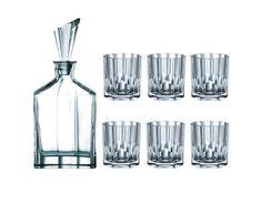 Cookinglife - Nachtmann Whisky Set Aspen 7-Delig Aspen, Whisky, Barware, Dinner, Home Decor, Dining, Decoration Home, Room Decor, Food Dinners