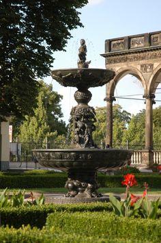 Les jardins du château de Prague, Tchéquie