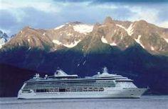 Alaskan cruise, Tom's dream cruise!