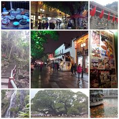 """I spent the last few days of my stay in #Fuzhou visiting family. They took me to 天门山 (Tianmenshan) for some hiking, to the King of #Banyan Trees and to the famous """"#Hutongs"""" of Fuzhou. It was a great finish!"""