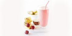 Tropical Thunder Rev up your metabolism with this fat-torching postworkout protein shake.