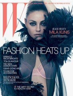 Best selling fashion magazines 80