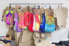 This is how our walls are decorated;) Do you like it? #rhythmicgymnastics #sport #fashion #体操 #rg #beauty