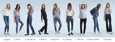 Jeans Fit & Style Guide   M&S