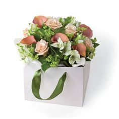 """Juliet"" Bouquet wif Roses, Calla Lilies, Alstroemeria, Hydrangeas n Ladies Mantle Beautiful Bouquet Of Flowers, Fresh Flowers, Floral Bouquets, Floral Wreath, Get Well Soon Flowers, International Flower Delivery, Pastel Roses, Same Day Flower Delivery, We Are The World"