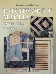PATCHWORK E MAGLIA (per l'Italia spedizione gratuita) - Disponibile per la spedizione dal 6 ottobre 2015