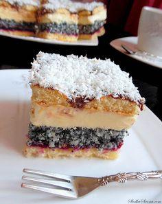 Sweet Home: Cakes Baking Recipes, Cake Recipes, Polish Recipes, Food Cakes, Tiramisu, Cheesecake, Sweet Home, Cooking, Ethnic Recipes