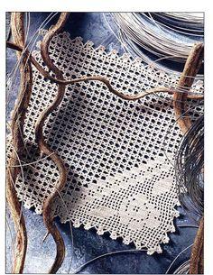 SANDRA CROCHE - Pattern from Magic Crochet #143