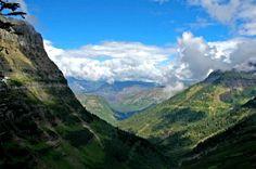 Highline Trail - Glacier National Park, Montana