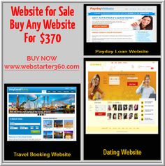 Buy established dating website