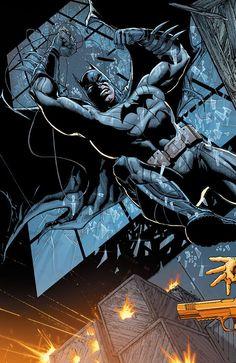Holy buffness Batman!