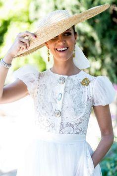 Novias con estilo 2: novias que nos inspiran   El Blog de SecretariaEvento