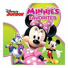 Disney Mickey Mouse Clubhouse: Minnie's Favorites CD | Disney StoreMickey Mouse Clubhouse: Minnie's Favorites CD - Bring home the magical music from Mickey Mouse Clubhouse! Minnie's Favorites includes Minnie's collection of songs from the series including I'm a Friend, You're a Friend, Mickey's Countdownand Hot Dog, plus more!