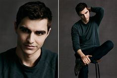 Dave Franco for Mr Porter