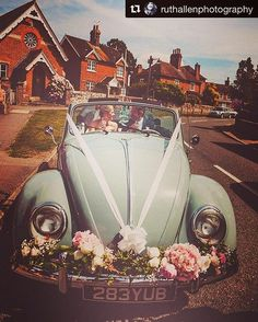 'We've got the wedding bug. 🤣 #Repost @ruthallenphotography 🚙 🚍 🏍️ 🚒 🚜 ~~~~~~~~~~~~~~~~~~~~ www.akapartyband.co.uk ~~~~~~~~~~~~~~~~~~~~ #wedding #weddingcar #weddingideas #cars #transport #eventprofs #weddingband' by @akapartyband. What do you think about this one? @zahirevents @emc3london @stagemanagementco @tkeventsinc @kellyjonesevents @ideaseventstyling @crowdsigns @cityblossomsnyc @luxtechnical @jennaharfield @nrm_events @mayoginger @amiledynastysa @cortevents_hollyd…