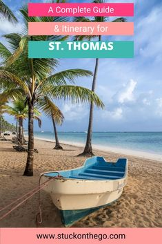 Beach Vacation Checklist, Beach Vacation Meals, Couples Vacation, Dream Vacations, Usa Travel Guide, Travel Usa, St Thomas Vacation, St Thomas Beaches, St Thomas Virgin Islands