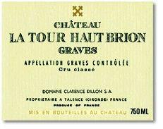 1996 Château La Tour Haut-Brion