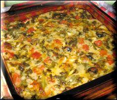 Fırında Ispanak - Sebze Yemekleri