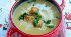 Supe, Thai Red Curry, Ethnic Recipes, Food, Meal, Essen, Hoods, Meals, Eten