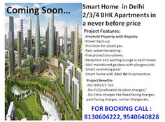 Makaan in Delhi : Book your 2/3/4 BHK Flat in New Delhi at very low ...