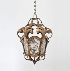 Tara Shaw Italian Mirrored Lantern