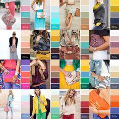 Combinaciones para outfits!