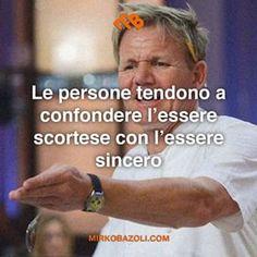 Non é colpa di Gordon allora  #gordon #italianblogger #veritá #saggiezza #arroganza #sinceritá