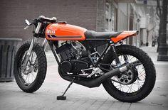 Yamaha RD 350... #accorgitene #2T #yamaha