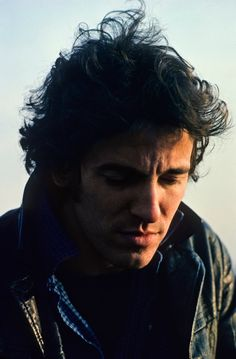 "daria-greene: "" Bruce Springsteen, 1978 """