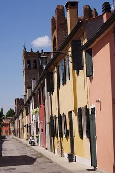 Montagnana, Veneto, Italy
