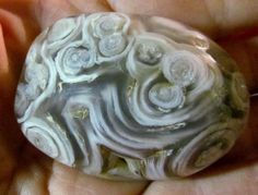 Agate | ... geode agate. It is actually an extremely rare Lake Superior agate