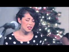 ▶ The Christmas Song (Chestnuts Roasting On An Open Fire) - Kina Grannis & Joseph Vincent - YouTube