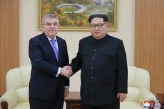 Kim Jong Un confirma al COI que Corea del Norte participará en Tokyo 2020