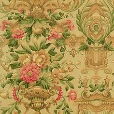 Pattern 	Little Rock –Wallpaper  Collection 	Historic Homes Vol VII  Colorway 	Camel  SKU 	T6930  Full View - 27 Inches