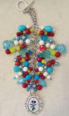 Minnie Purse Charm   available at www.facebook.com/magic365