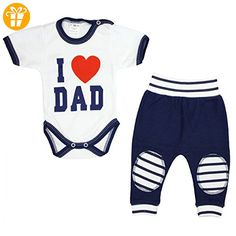 Baby & Toddler Clothing Mädchen Spruch Body Gr 62