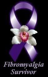 I have Fibromyalgia, but it doesn't have me