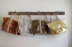 Uashmama Metallic Day Bags