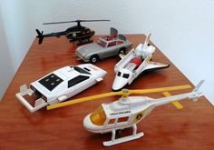 James Bond Spielzeug von Corgi