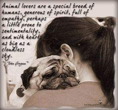 Animal Lovers