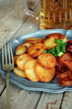Egy igazán házias ízvilágú sült krumpli...