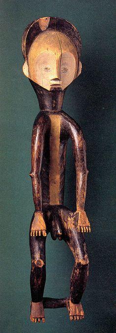 Mbole Figure: Male (Ofika). Metropolitan Museum of Art