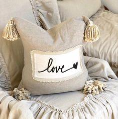 Handmade Pillows, Boho Pillows, Linen Pillows, Custom Pillows, Linen Bedding, Decorative Pillows, Cushions, Throw Pillows, Diy Pillows